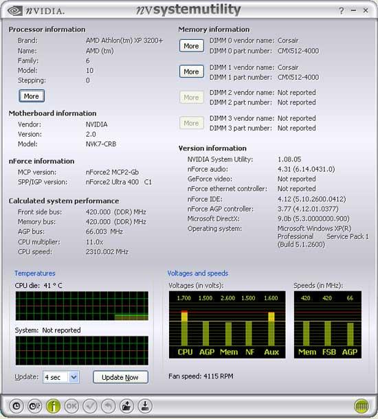 New NVIDIA Platform Technology for Athlon 64 / XP - Chipsets 49