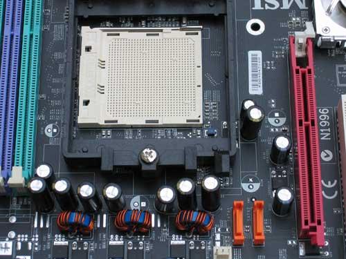 MSI K8N Neo2 nForce3 Ultra Motherboard - Motherboards 49