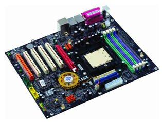 MSI K8N Neo2 nForce3 Ultra Motherboard - Motherboards  47