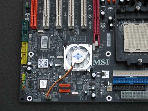 MSI K8N Neo2 nForce3 Ultra Motherboard - Motherboards 50