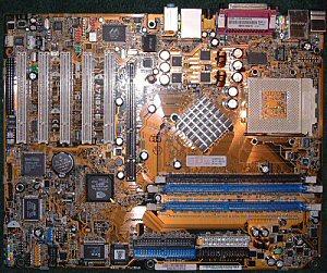 nForce 2 Socket A Motherboard Round-up - Motherboards 87