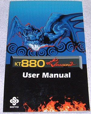 Soyo SY-KT880 Dragon 2 Motherboard - Motherboards 58