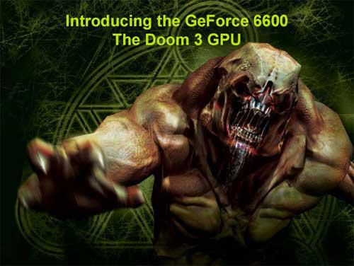 NVIDIA's GeForce 6600 GPU Preview