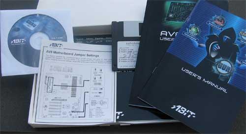 Abit AV8 K8T800 Pro Motherboard - Motherboards 81