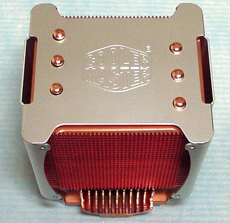 Cooler Master Hyper 6 Heatsink Fan - Cases and Cooling 26