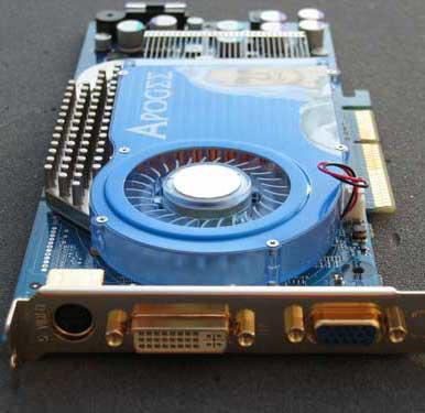 Chaintech Apogee AA6800 GeForce 6800 OC - Graphics Cards 118