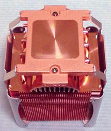 Cooler Master Hyper 6 Heatsink Fan - Cases and Cooling 24