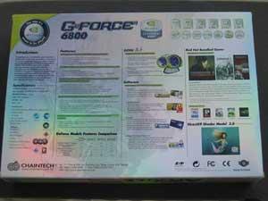 Chaintech Apogee AA6800 GeForce 6800 OC - Graphics Cards 112
