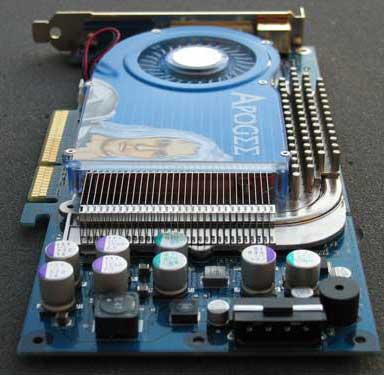 Chaintech Apogee AA6800 GeForce 6800 OC - Graphics Cards 119