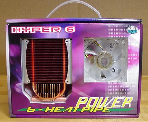 Cooler Master Hyper 6 Heatsink Fan - Cases and Cooling 21