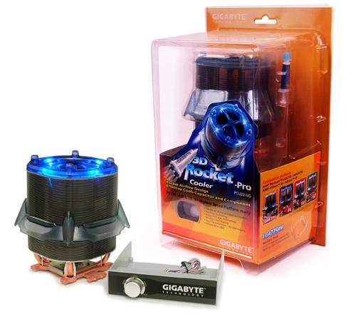 Gigabyte 3D Rocket Cooler-Pro
