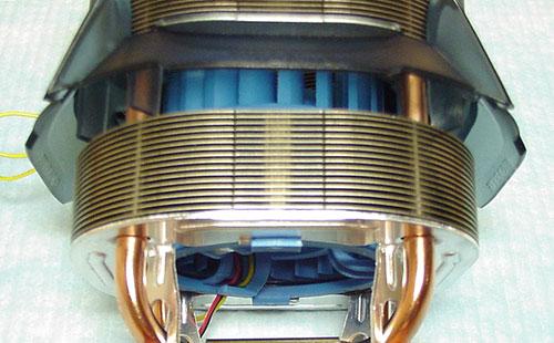 Gigabyte 3D Rocket Cooler-Pro - Cases and Cooling 24