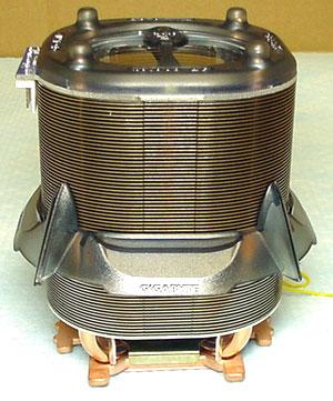 Gigabyte 3D Rocket Cooler-Pro - Cases and Cooling 23
