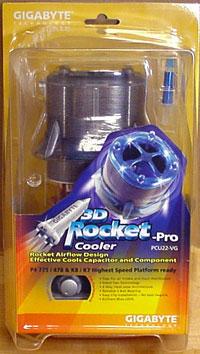 Gigabyte 3D Rocket Cooler-Pro - Cases and Cooling 18