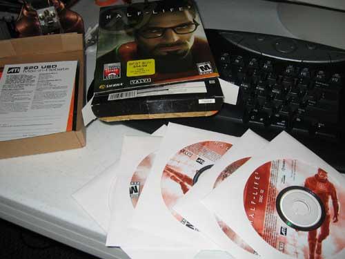 Half Life 2 on Sale!? - General Tech 4