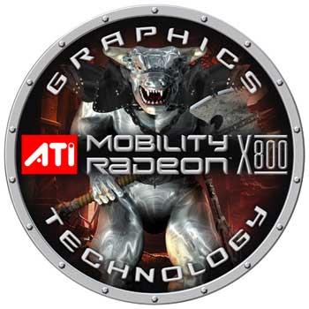 ATI Mobility X800 and X300 GPUs - Mobile 13