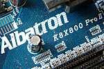 Albatron K8X800 ProII Socket 754 Motherboard