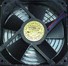 Seasonic S12-600 watt Power Supply - Cases and Cooling  2