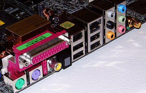 Asus P5GD2 Premium Intel 915P Motherboard - Motherboards 46