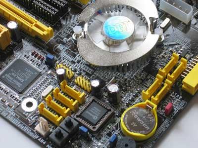 DFI NF4 SLI-DR Preview - Motherboards  10
