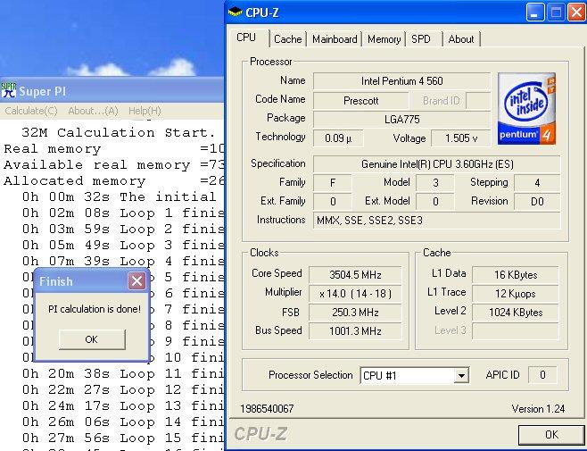 Asus P5GD2 Premium Intel 915P Motherboard - Motherboards 40