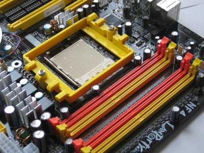 DFI NF4 SLI-DR Preview - Motherboards  9