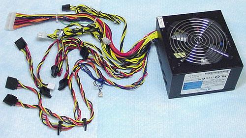 Seasonic S12-600 watt Power Supply - Cases and Cooling  7