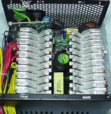 Seasonic S12-600 watt Power Supply - Cases and Cooling  3