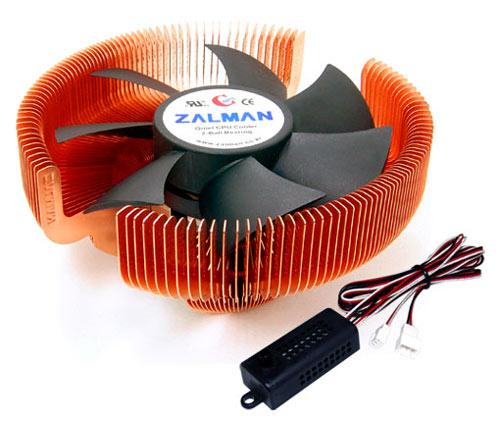 Zalman CNPS7700-Cu Heatsink Fan - Cases and Cooling 20