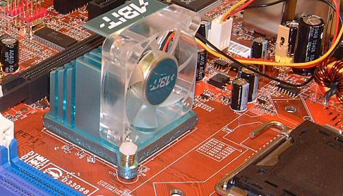 ABIT AG8 Socket 775 Motherboard Review - Motherboards 50