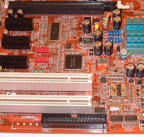 ABIT AG8 Socket 775 Motherboard Review - Motherboards 55