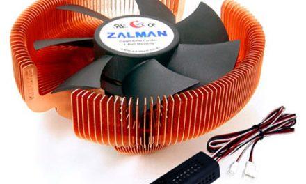 Zalman CNPS7700-Cu Heatsink Fan