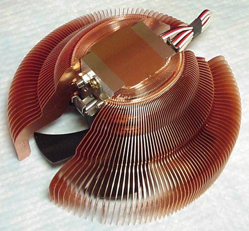 Zalman CNPS7700-Cu Heatsink Fan - Cases and Cooling 24