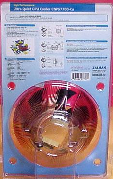 Zalman CNPS7700-Cu Heatsink Fan - Cases and Cooling 21