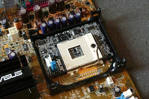 Asus CT-479 Pentium M CPU Upgrade Kit Review - Processors 64