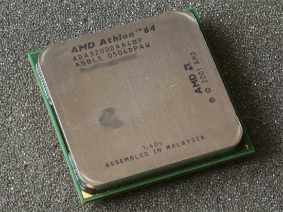 Athlon 64 3200+ Venice Core Processor Review - Processors 28
