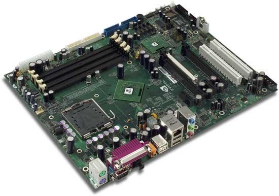 NVIDIA nForce4 SLI Intel Edition Review - Chipsets 56