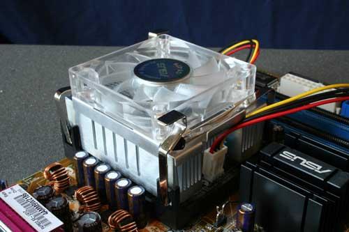 Asus CT-479 Pentium M CPU Upgrade Kit Review - Processors 69