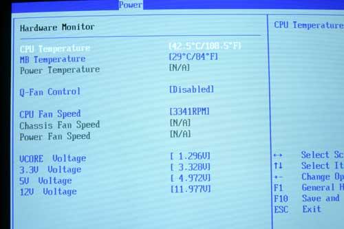 Asus CT-479 Pentium M CPU Upgrade Kit Review - Processors 72