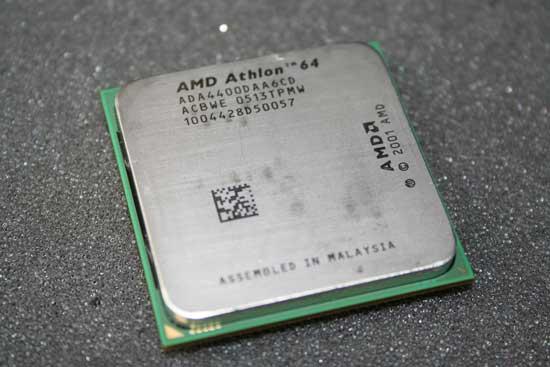 AMD Athlon 64 X2 4400+ Dual Core Processor Review - Processors 56