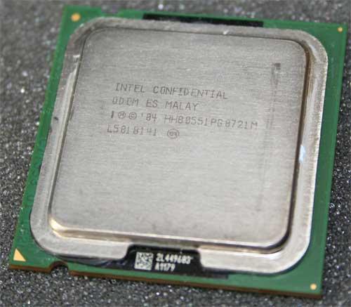 Intel Pentium D 820 2.8 GHz Dual Core Review - Processors 50
