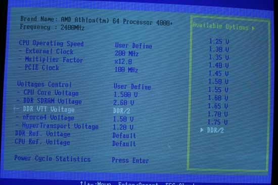 Abit Fatal1ty AN8-SLI AMD Motherboard Review - Motherboards 110