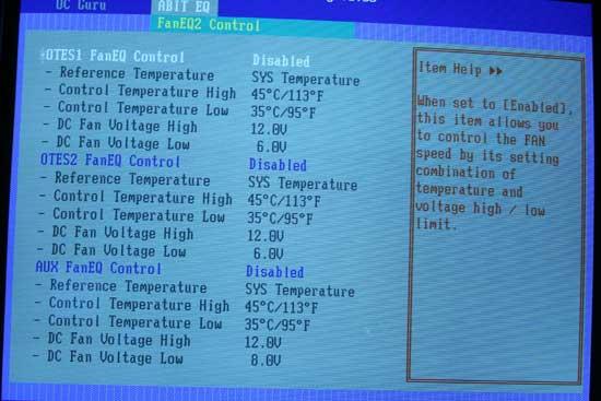 Abit Fatal1ty AN8-SLI AMD Motherboard Review - Motherboards  9