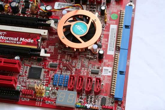 Abit Fatal1ty AN8-SLI AMD Motherboard Review - Motherboards 107