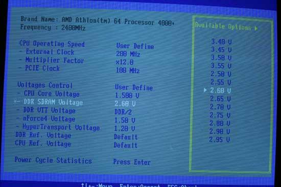 Abit Fatal1ty AN8-SLI AMD Motherboard Review - Motherboards 109
