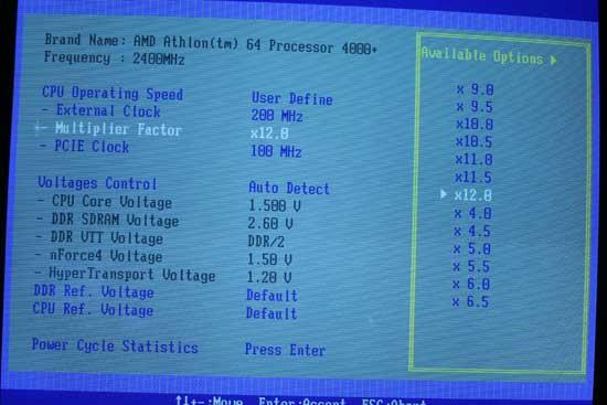 Abit Fatal1ty AN8-SLI AMD Motherboard Review - Motherboards 106