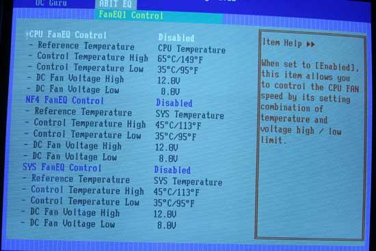 Abit Fatal1ty AN8-SLI AMD Motherboard Review - Motherboards  8