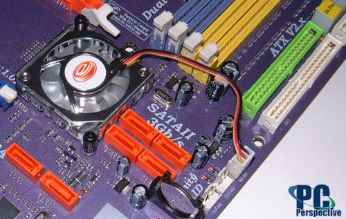 ECS KN1 SLI Extreme Motherboard Review - Motherboards 25