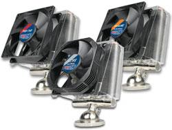 Asetek VapoChill Micro Ultra Low Noise Heatsink Fan - Cases and Cooling 24
