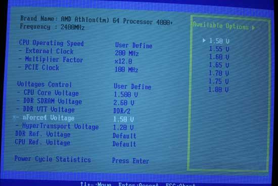 Abit Fatal1ty AN8-SLI AMD Motherboard Review - Motherboards 111
